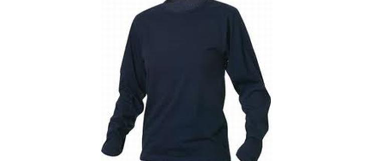 Magliettina cotone manica lunga