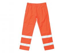 Pantalone banda rifrangente
