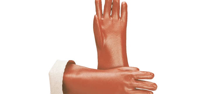 Resina PVC rosso