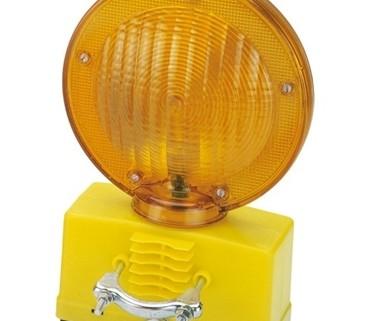 lampeggiatore giallo