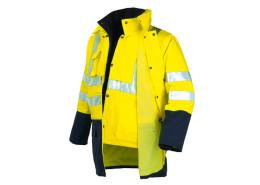 giacca-triplo-uso gialla