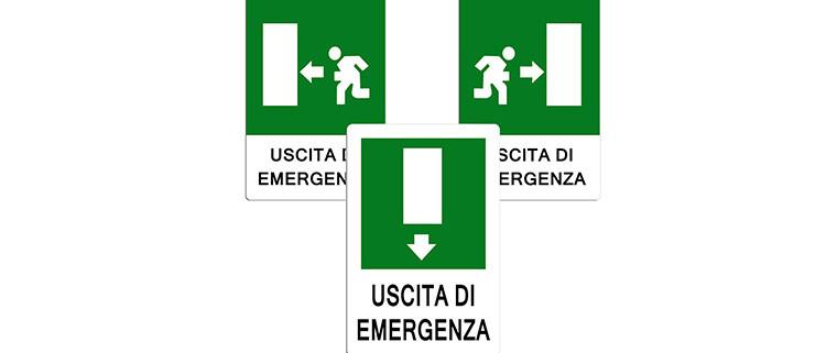 uscita demergenza